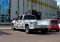 Пикап Dodge Ram #АХ 2038 СЕ. Харьковская область, г. Харьков, улица Академика Павлова