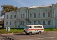 автомобиль скорой медицинской помощи на базе УАЗ-2206* #Н916УХ44. г. Кострома, ул. Островского