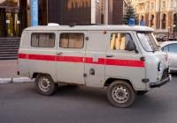 автомобиль скорой медицинской помощи на базе УАЗ-2206* . г. Казань, ул. Театральная