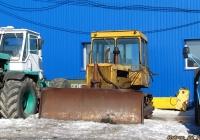Бульдозер на базе трактора ДТ-75МЛ. Алтайский край, Барнаул, Заводской 9-ый проезд
