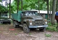 Бортовой грузовик ЗИЛ-130 #АХ 1914 СХ. Харьковская область, г. Харьков, Окружная дорога