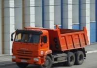 Самосвал КамАЗ-65115-A5 #Е 965 МК 45.  Курган, улица Куйбышева