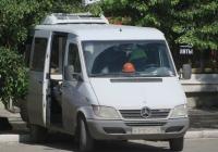 Микроавтобус Mersedes-Benz Sprinter 311 CDI #К 810 УТ 72 .  Курган, улица Гоголя