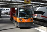 Грузовой электрокар Still R 07-25. Германия, Мюнхен, Главный вокзал