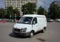 Цельнометаллический фургон ГАЗ-2752 Соболь #О 136 РМ 777 . Москва, улица Каховка