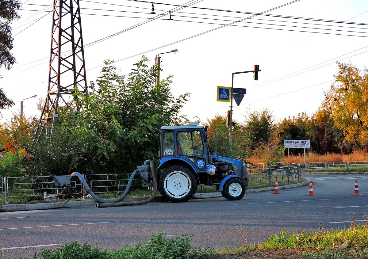 Трактор  ХТЗ-2511 #13092 АХ с гидравлическим насосом для воды . Харьковская область, г. Харьков, проспект Льва Ландау