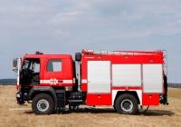 Автоцистерна пожарная АЦ-4-60 (5309)-505М, #8794Ч1. Харьковская область, аэродром «Коротич»