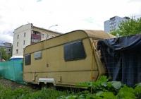 Прицеп-модуль жилой . Москва, 1-я Хуторская улица
