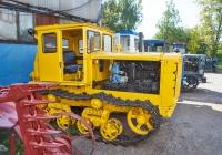 Трактор ДТ-54А. Чувашия, г. Чебоксары, пр. Мира, научно-технический музей истории трактора