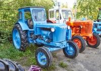 Трактор  Т-40. Чувашия, г. Чебоксары, пр. Мира, научно-технический музей истории трактора