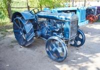 трактор Fordson F. Чувашия, г. Чебоксары, пр. Мира, научно-технический музей истории трактора