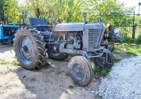 Трактор Т-28*. Чувашия, г. Чебоксары, пр. Мира, научно-технический музей истории трактора