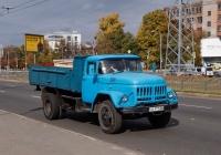 Газобаллонный грузовик ЗиЛ-138А, #АХ9713ВВ. Харьковская область, г. Харьков, Московский проспект