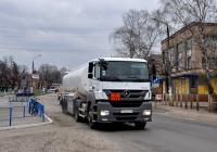 Седельный тягач Mercedes-Benz Axor 1840LS #АА 0264 МА. Харьковская область, г. Мерефа, Днепропетровская улица