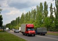 Тентованный бортовой грузовой автомобиль IVECO Daily #АР 2950-7. Москва, Ботаническая улица