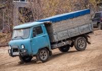 грузовой автомобиль УАЗ-3303* (шасси) #М444ВР73. г. Самара, ул. Лейтенанта Шмидта