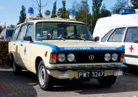 Санитарный автомобиль FSO 125p #PWT5267. Orląt Lwowskich 138, Сосновец, Польша