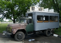 Радиотрансляционная машина ZOS-1010 на шасси ЗиЛ-130*. Приднестровье