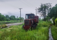 Трактор ДТ-75. Украина, Николаевская область, г. Николаев