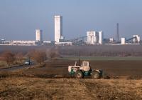 Трактор Т-150К. Донецкая область, Марьинский район