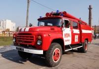 Автоцистерна пожарная АЦ-40 (130)-63Б, #1773Ч3. Харьковская область, г. Харьков, улица Баварская
