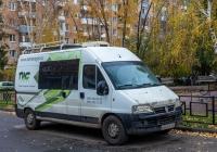 передвижной корпункт на базе FIAT Doblo #Н161ТК163. г. Самара, ул. Челюскинцев