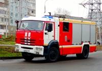 Автоцистерна АЦ 3,2-40/4(5387)-014МС #А554АУ163. г. Самара, Чернореченская улица