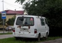 Микроавтобус Mitsubushi Delica #А 187 НО 33. Тюмень, Дамбовская улица