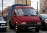 """Грузовой автомобиль ГАЗ-33023 """"Газель"""" #В 031 КР 43. Тюмень, мкр. Ямальский-2"""