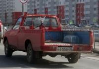 Пикап Datsun Pickup #К 610 ЕР 66. Тюмень, Широтная улица