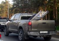 Пикап Toyota Tundra #А 666 ТО 72 . Тюмень, Тобольский тракт