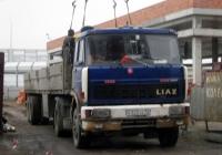 Седельный тягач Škoda-LIAZ 110.421 #К 421 УЕ 72 с полуприцепом. Тюмень, улица Михаила Сперанского