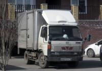 Фургон на базе Mazda Titan #К 661 СР 72. Тюмень, улица Мельникайте