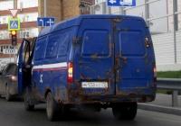 """Цельнометаллический фургон ГАЗ-2705 """"Газель"""" #М 138 КС 72 . Тюмень, Запольная улица"""