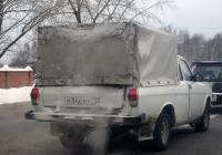 """Пикап на базе ГАЗ-24-11 """"Волга"""" #М 346 ВУ 72. Тюмень, Кишинёвская улица"""