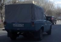"""Пикап на базе ГАЗ-24 """"Волга"""" #М 570 ТК 72. Тюмень, улица 50 лет Октября"""