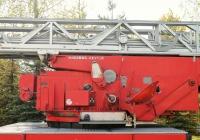 Пожарная автолестница Magirus Deutz SD-37. Stadionowa 7A, Мысловице, Польша