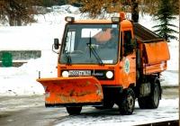 Коммунальная машина Multicar M26 #О032ТВ163. Самара, Молодогвардейская улица