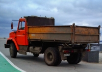 Самосвал  ЗиЛ-СААЗ-454610 #Н 008 ТУ 163. Самара, Волжский проспект