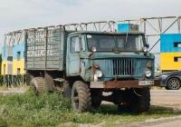 Грузовик ГАЗ-66, #046-71ХА. Харьковская область, Окружная дорога