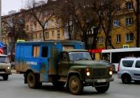 Аварийная мастерская на базе ТС-3966 на шасси ГАЗ-53-12 #Х 635 МХ 163. Самара, улица Гагарина