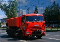 Комбинированная уборочная машина КО-806 на шасси КамАЗ-43253 #А810ЕВ763. Самара, Московское шоссе