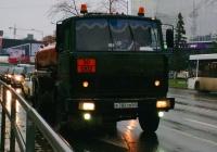 Бензовоз на шасси МАЗ-5337 #Р782СМ63. Самара, Московское шоссе
