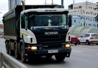 Scania P440 #Х130УТ163. Самара, Московское шоссе