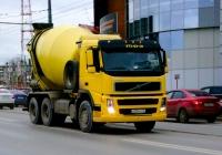 Бетоносмеситель на базе Volvo FH #Х825УО777. Самара, Московское шоссе