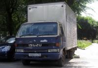 Фургон на шасси Isuzu ELF #М 666 УА 72 . Тюмень