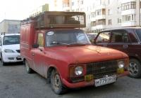 Фургон ИЖ-2715-011 #М 779 ТР 72 . Тюмень