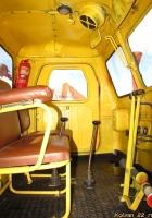 Кабина трактора Т-4. Алтайский край, Павловский район, в окрестностях посёлка Прутской