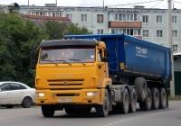 Седельный тягач КамАЗ-65116-А4 #Т 905 КР 60. Псков, улица Советской Армии