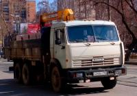 КамАЗ-55102 #А240ЕТ763. Самара, улица Мичурина
